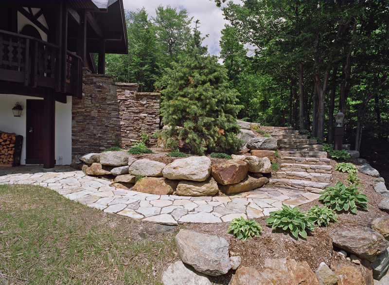 Killington Vermont | Stone Work